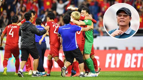 'Bóng đá Việt Nam đã phát triển lên một tầm cao mới'