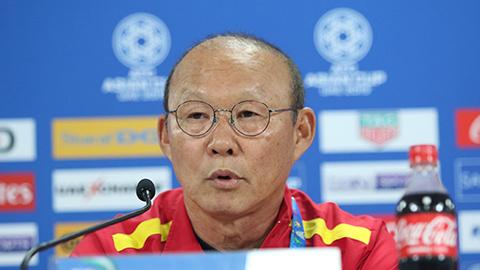 """Thầy Park: """"Việt Nam đã sẵn tâm thế để đánh bại Nhật Bản"""""""