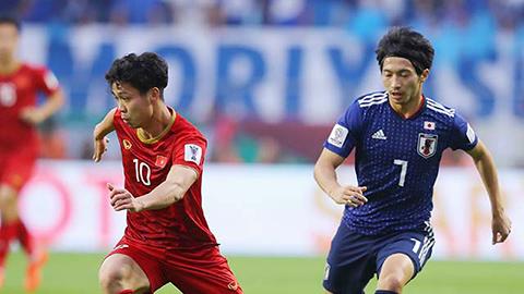 Công Phượng tự trách bản thân sau trận đấu với Nhật Bản