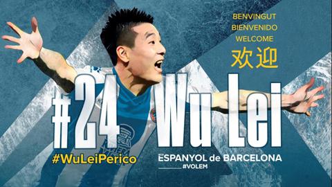 'Messi Trung Quốc' sắp đối đầu Messi 'xịn' tại La Liga