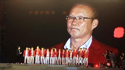 HLV Park Hang Seo, người viết sử  (Báo Tết)