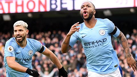 Sterling được dự đoán trở thành cầu thủ vĩ đại ở Ngoại hạng Anh