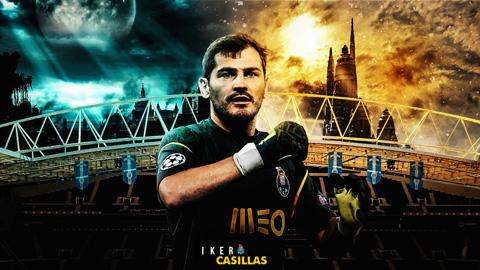 Iker Casillas: Huyền thoại Real tái sinh tại 'hang rồng'
