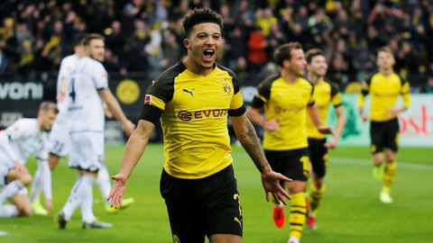 Tottenham vs Dortmund: Ngày vinh quy rực rỡ của Sancho