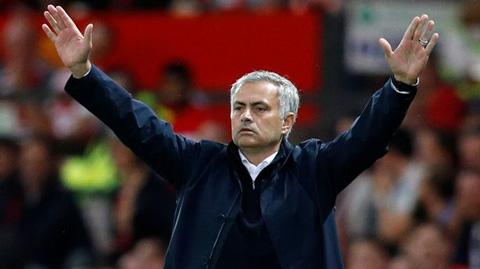 M.U xác nhận số tiền đền bù cho Mourinho