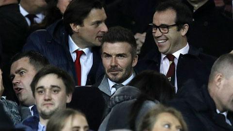 Beckham 'chạy sô' từ Champions League đến Non-League