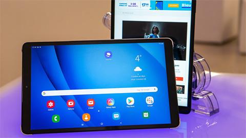 Samsung tung ra bộ đôi máy tính bảng giá rẻ 'cực chất'