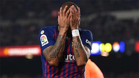 Boateng chỉ là một trong nhiều mắt xích rệu rã của Barca