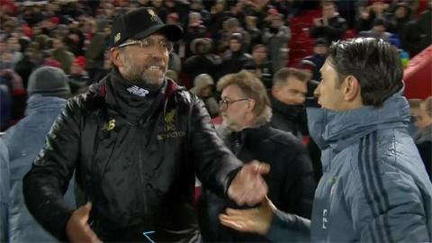 Tại sao HLV Klopp nổi điên với Kovac sau trận Liverpool 0-0 Bayern?