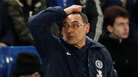 Chelsea ra tối hậu thư cho Sarri