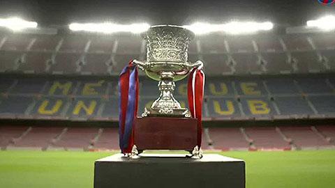 Siêu cúp Tây Ban Nha lần đầu tiên có 4 đội tham dự