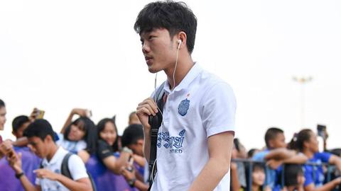 Xuân Trường được chấm điểm 'bèo' nhất Buriram United