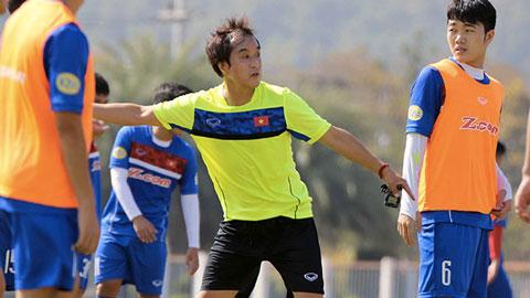 Trợ lý Lee có thể thành công như trợ lý của Kiatisak tại SEA Games 2015?
