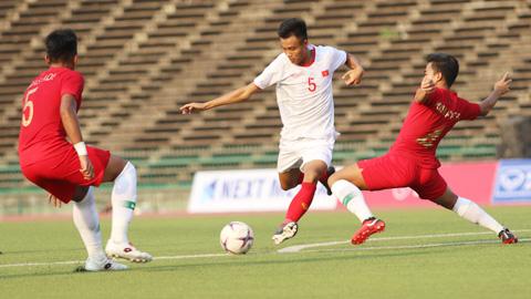 U23 Việt Nam coi chừng Indonesia tại vòng loại U23 châu Á 2020