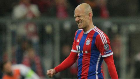 Bayern đón trụ cột trở lại trước đại chiến Liveropool