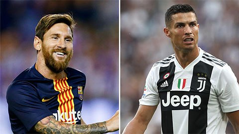 Vượt Ronaldo, Messi được bầu là cầu thủ hay nhất lịch sử