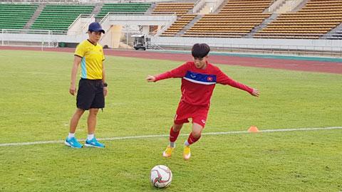 VL U16 nữ châu Á: 'Mục tiêu của Việt Nam là vào vòng chung kết'
