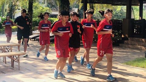 Vòng loại thứ hai giải U16 nữ châu Á 2019 - bảng A: Thắng để đi tiếp