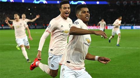 Bầu chọn cầu thủ xuất sắc nhất trận PSG 1-3 M.U