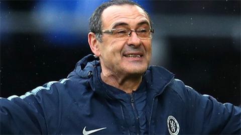 HLV Sarri đã lên kế hoạch cho mùa giải tới cùng Chelsea