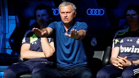 100% Mourinho trở lại dẫn dắt Real