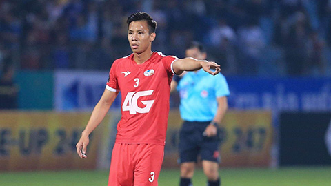 HLV Viettel bảo vệ Quế Ngọc Hải sau trận thua Hà Nội