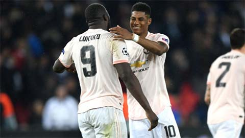 Arsenal sẽ chống đỡ ra sao trước Lukaku và Rashford?