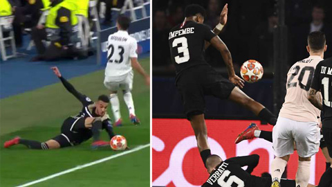 UEFA phán quyết về các quyết định VAR của M.U và Real