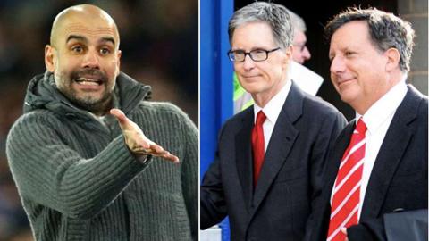 Liverpool bị tố 'đâm sau lưng' Man City vi phạm FFP