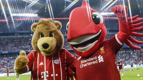 Không khí trước trận Bayern - Liverpool: Sôi sục trong... hòa bình