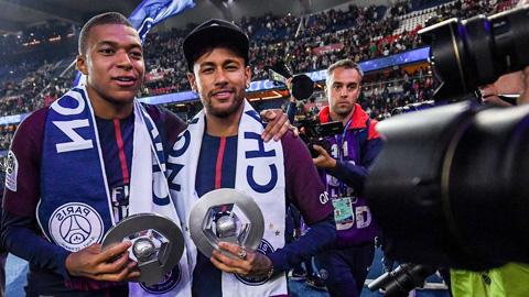 PSG quyết giữ Mbappe & Neymar