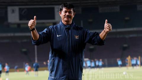 U23 Indonesia không 'ngán' U23 Việt Nam