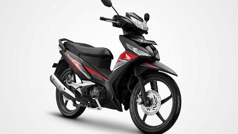 Honda tung ra mẫu xe số 'cực ngầu' động cơ 125cc, giá rẻ bất ngờ