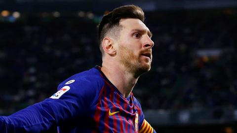 Messi lại khiến các nhà thống kê phải đau đầu