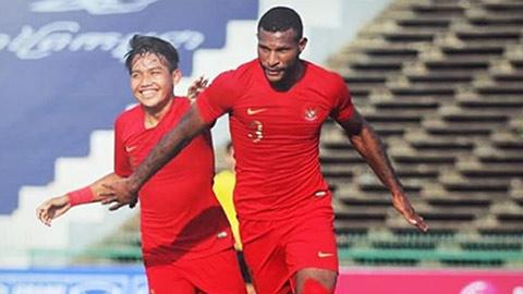 U23 Indonesia dùng cầu thủ đá tiểu xảo, bị nghi gian tuổi sang Việt Nam