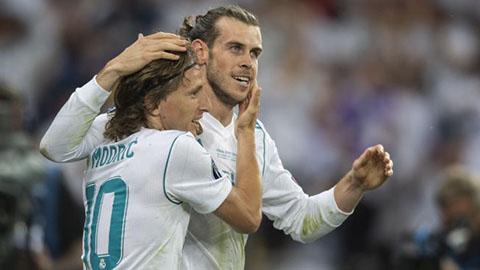 Bale cân nhắc đến Bayern, không về M.U