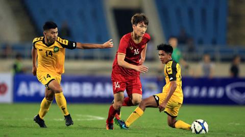 Hoàng Đức, người hùng thầm lặng của U23 Việt Nam