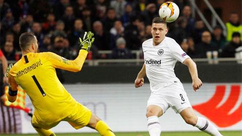 Vua phá lưới Bundesliga: Jovic là ứng viên sáng giá nhất