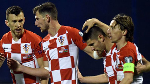 ĐT Croatia: Cần 'làm gió mới' sau ngôi Á quân World Cup