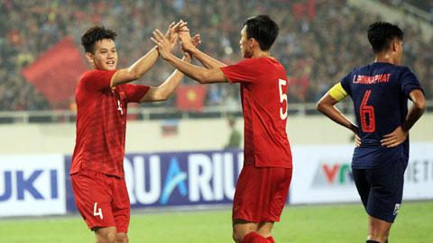 U23 Việt Nam trả nợ sòng phẳng, thiết lập kỷ lục