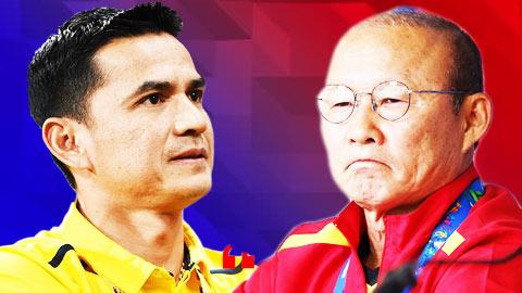 Kiatisak có thể cầm Thái Lan đấu Việt Nam của Park Hang Seo