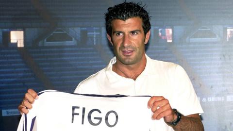 Luis Figo tiết lộ lý do phản bội Barcelona để sang Real Madrid