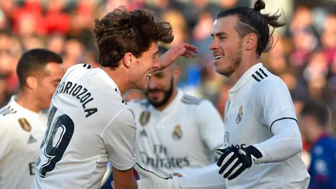Bale biết tiếng Tây Ban Nha nhưng không chịu nói