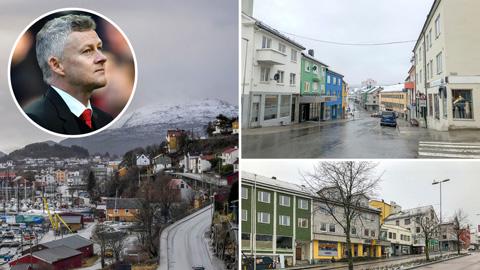 Solskjaer biến quê nhà thành 'thị trấn ma'