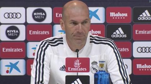 Zidane lần đầu lên tiếng về tương lai của Varane