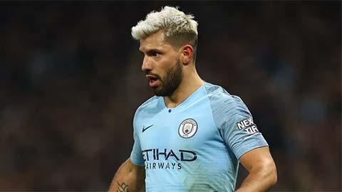 Man City mất trọng pháo ở trận gặp Cardiff