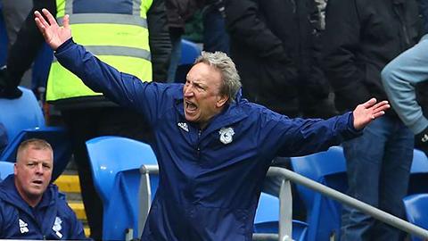 HLV Cardiff City tuyên bố dùng đội U23 đấu Man City ở Ngoại hạng Anh