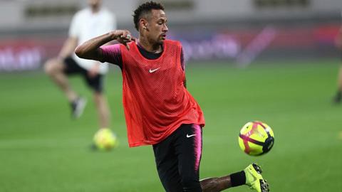Neymar tái xuất sau 10 tuần dưỡng thương