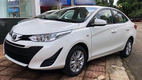 Toyota Vios giảm giá kịch sàn xuống dưới mốc 500 triệu, Hyundai Accent và Honda City có 'sợ'?