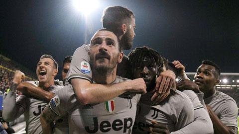 Phân biệt chủng tộc ở Serie A và lực cản Bonucci
